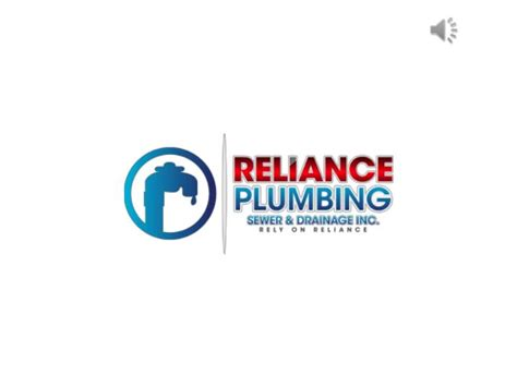 Plumbing Glenview by Ppt Drain Cleaning And Repair Services Reliance