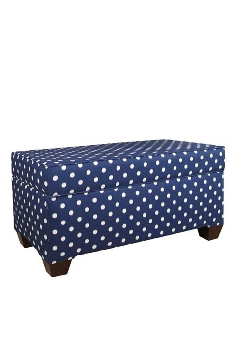 ikat storage bench custom wren upholstered storage bench 19195 ikat dot