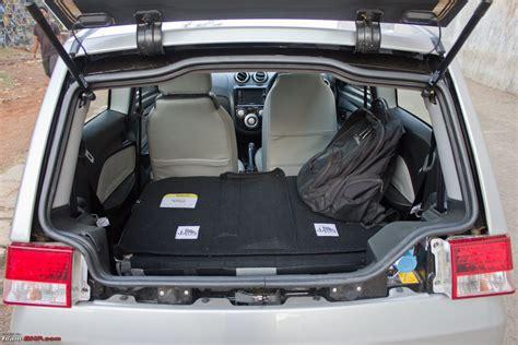 Mahindra Reva E20 Interior by Mahindra Reva E2o Official Review Team Bhp