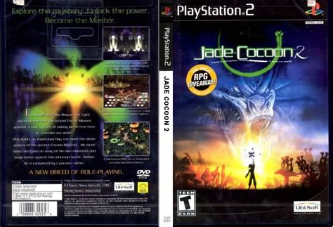 emuparadise ps2 jade cocoon 2 europe iso