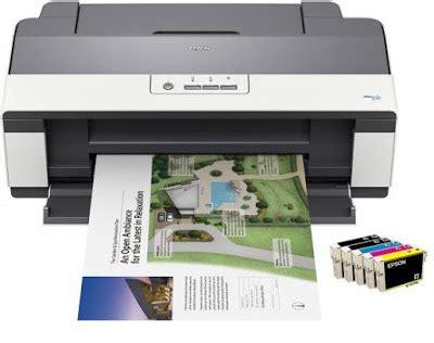 Printer Foto Ukuran A3 4 printer epson terbaik dengan kemuan cetak a3 omprinter