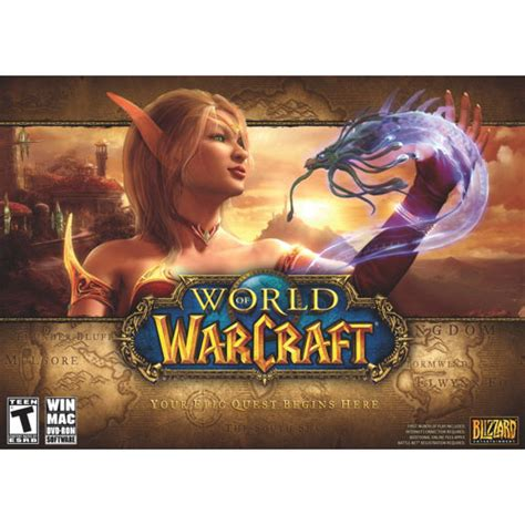 Pc Original World Of Warcraft Battle Chest 1 world of warcraft battle chest 5 pc mac pc
