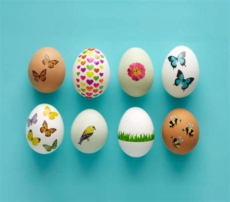no dye easter egg decorating ideas be cool eggs and