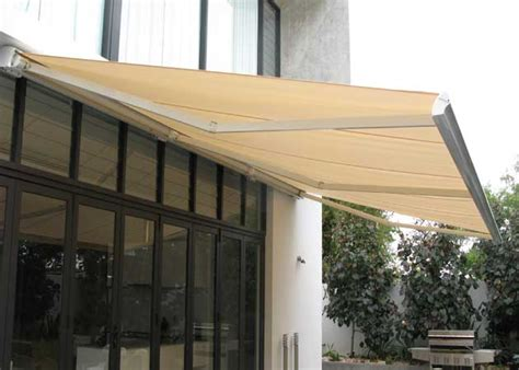 folding arm awning cottesloe awnings perth commercial