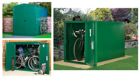 secure bike storage shed quality plastic sheds