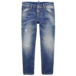 cool fit washed blue dsquared2 for