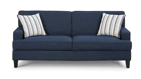 Linen Sofa Durability by Coaster Furniture Finley Collection 504321 Sofa Blue