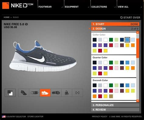 create your own nike shoes dignan s 75 year plan nike free 5 0 mass customization