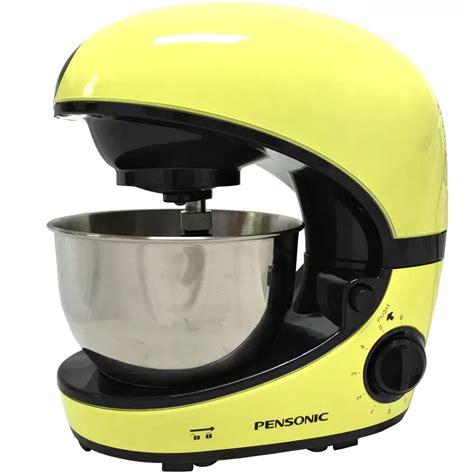 pensonic stand mixer pm 600 5l lazada malaysia