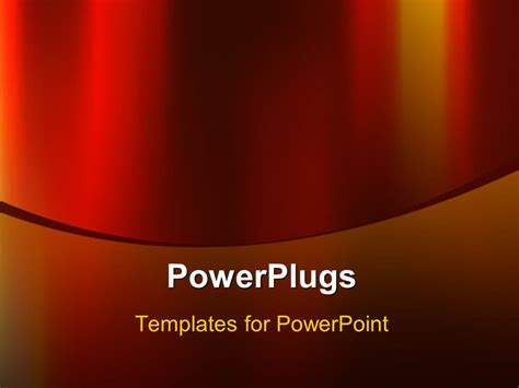 templates for powerpoint power plugs powerpoint template abstract elegant red color background