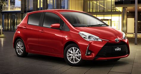 Toyota Yaris Horsepower 2017 Toyota Yaris Pricing And Specs Update