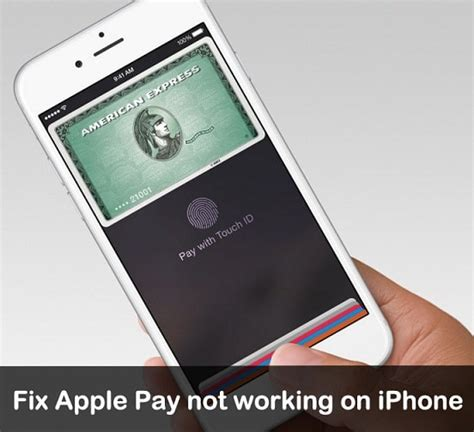 5 fix apple pay not working on iphone xs max x 8 7 plus 6s 6 se xr ios 12