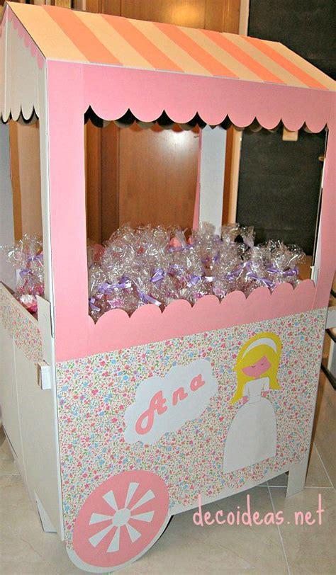 decoracion con chuches para comuniones carrito de chuches para comuniones decoraci 211 n fiestas