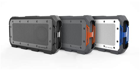 rugged outdoor speaker rugged outdoor speakers braven brv blade le