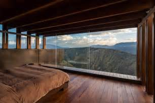 view interior of homes mountain home with views in ecuador