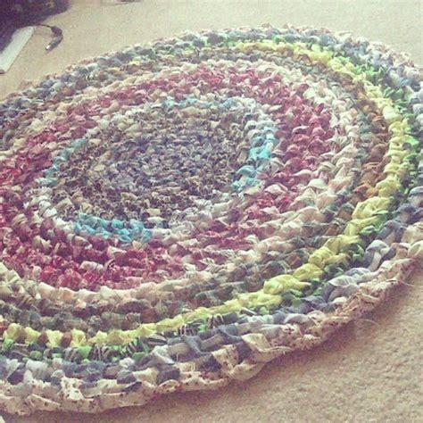 rag rug diy own sew sew sew much