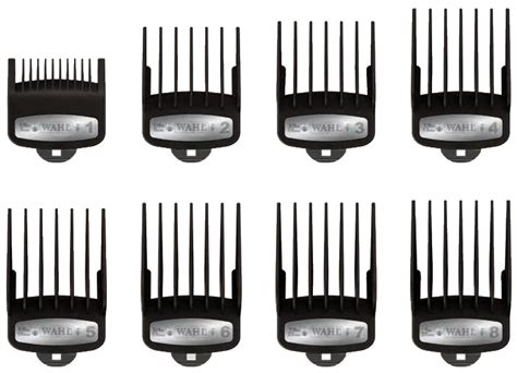 cutting lengths for clippers that wahl professional 8 pack premium hair clipper cutting
