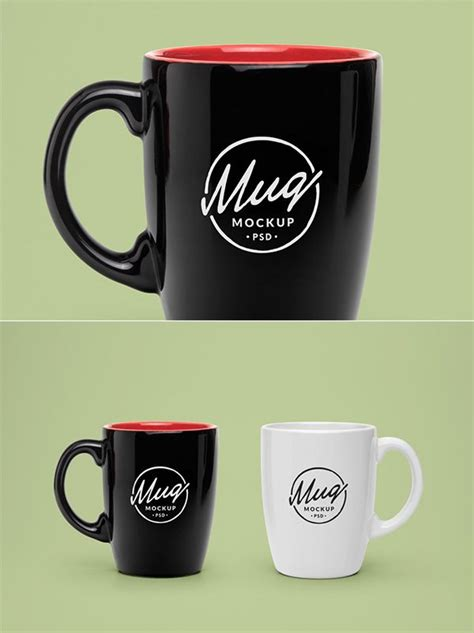 design mug photoshop free mug psd mockup freepsdfiles freepsdmockups
