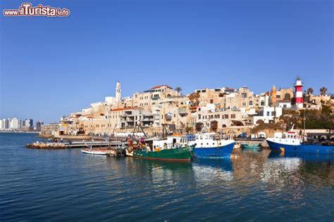 porto di israele il porto di giaffa a pochi chilometri dal centro