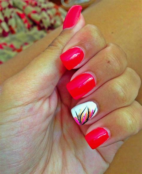 cool red nail color 17 best images about nails on pinterest nail art cute