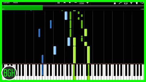 tutorial piano radioactive imagine dragons quot radioactive quot easy piano tutorial youtube