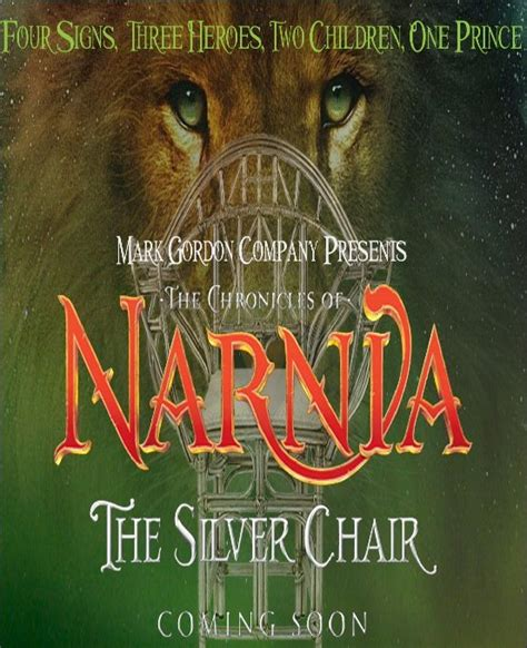 The Chronicles Of Narnia Silver Chair by The Silver Chair Narnia Fans