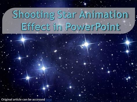 powerpoint themes stars 7 best photos of shooting star powerpoint template