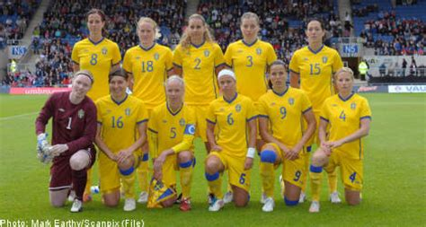 swedish women start 2011 world cup quest the local