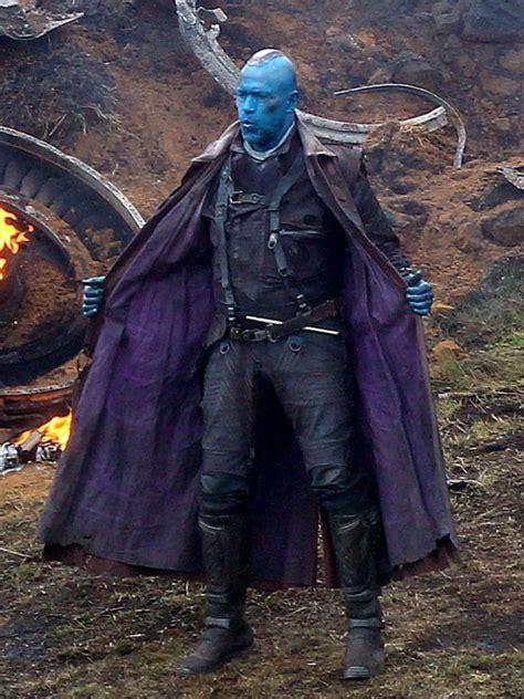Marvel Guardian Of The Galaxy Yondu bam pow zap a 300 trilogy likely yondu s loincloth not in guardians capt america s gal