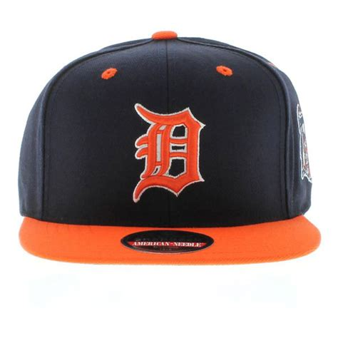 detroit tigers colors detroit tigers the blockhead snapback team colors by