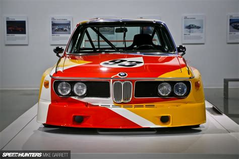 first bmw the first bmw art car speedhunters
