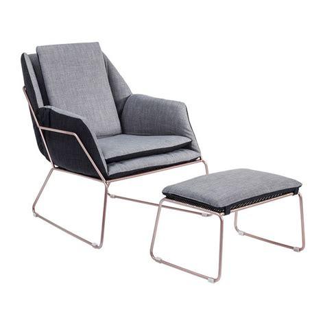 moderne fauteuil kare design space moderne fauteuil met voetenbank lumz
