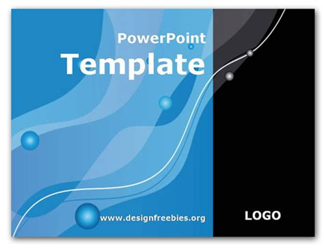 powerpoint cover page template free powerpoint templates premium designs set 1
