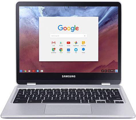 samsung chromebook  silver laptop xec kus