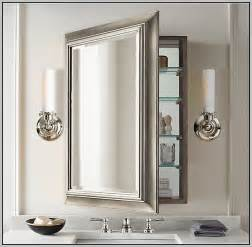 bathroom mirrors medicine cabinets recessed bathroom medicine cabinets wood home decorating ideas