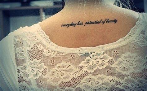 neck tattoo words phrases de 100 frases para tatuajes que seguro vas a querer hacerte