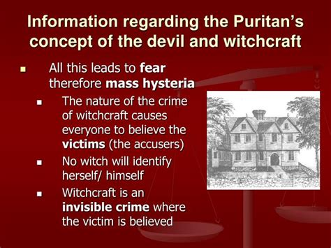 the crucible themes mass hysteria ppt the salem witch trials of 1692 and the crucible