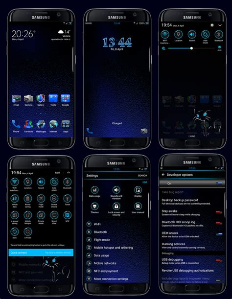s6 edge themes and apps bobcatrom style samsung themes apk versio sprint