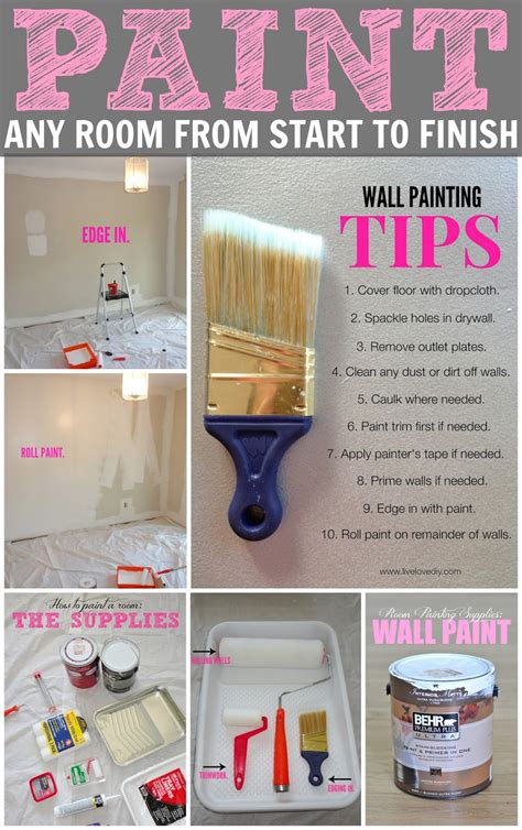 proper steps to paint a room best 25 steps to painting a room ideas on kitchen cupboard redo diy furniture a