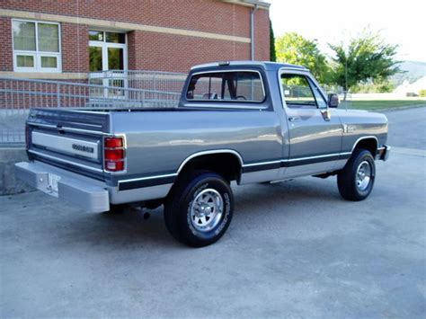 Interior Paint Colors To Sell Your Home 1988 Dodge Power Ram 150 4x4 56k Actual Miles The