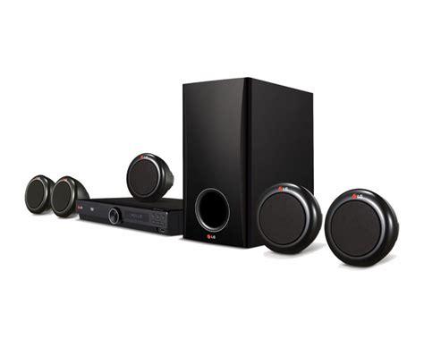 lg dhs  watt  dvd home theater system