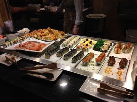 seafood steam table picture of super buffet seattle