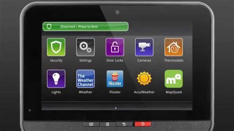 mediacom home controller reboot your touchscreen
