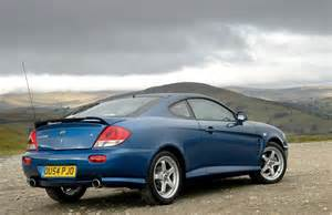 hyundai 233 coupe review 2002 2009 parkers