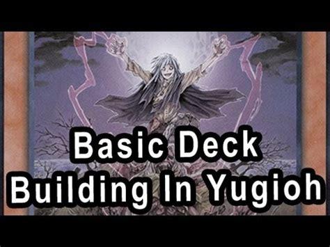basic yugioh deck yu gi oh tips and tricks basic deck building funnycat tv