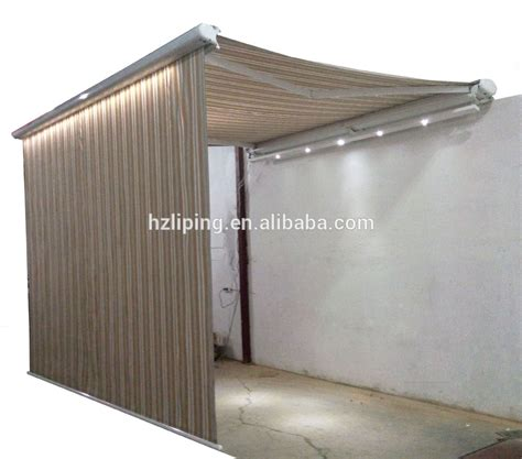 Roller Awning by New Design For 2015 Deluxe Outdoor Cassette Roller