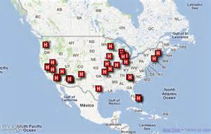 map of home depot store locations images