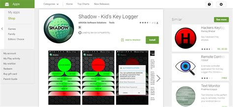android keylogger using android phone keylogger software program technology news update