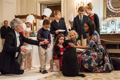 michelle obama white house christmas designers take an exclusive sneak peek into this year s white house special hgtv s