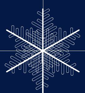 tutorial snowflake illustrator to start let s create a dark blue background for the